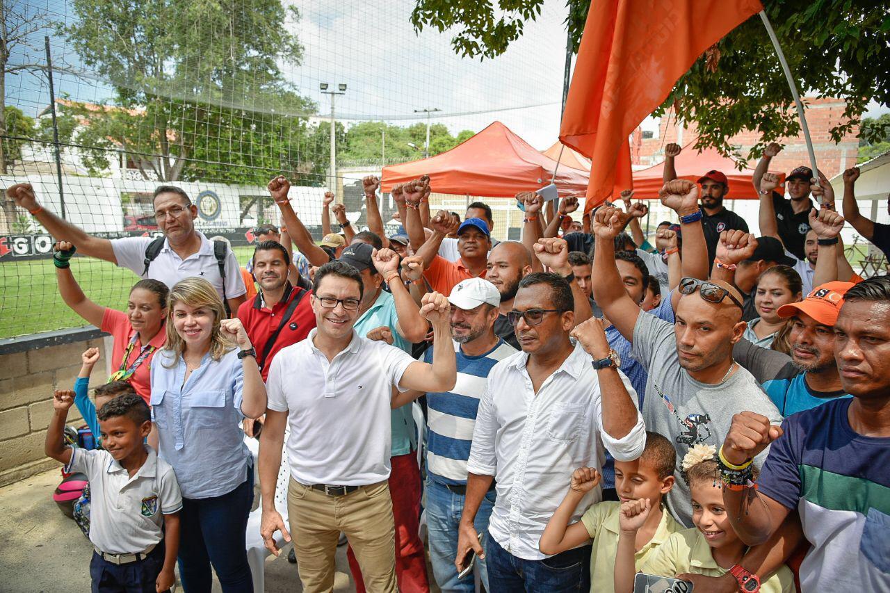 Virna Johnson ratifica que seguirá impulsando el deporte y la recreación en Santa Marta