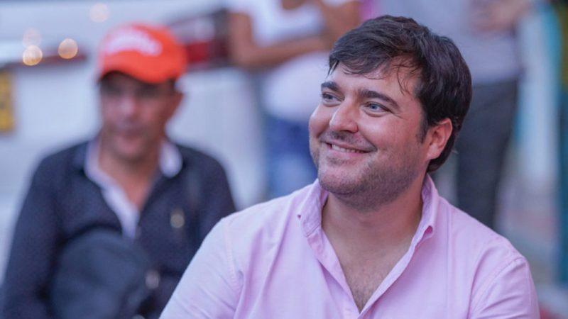 """""""Con proyectos de alto impacto conectaremos a Barranquilla con el mundo"""": Jaime Pumarejo"""