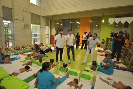 """""""Fortaleceremos el exitoso modelo de salud de Barranquilla"""": Jaime Pumarejo"""