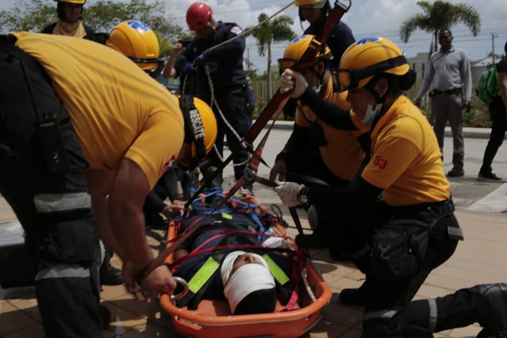 Soledad está preparada para reaccionar ante una emergencia