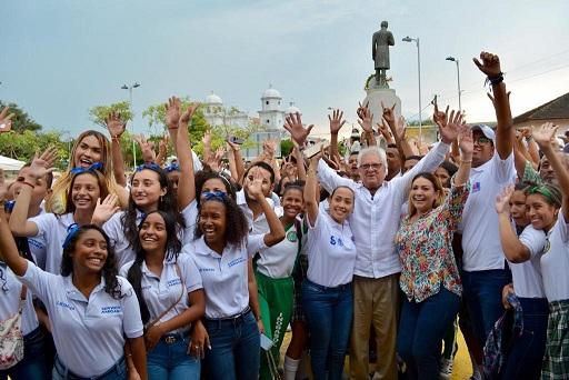 Hasta el 12 de noviembre se extiende pago de 'Jóvenes en Acción' en Soledad