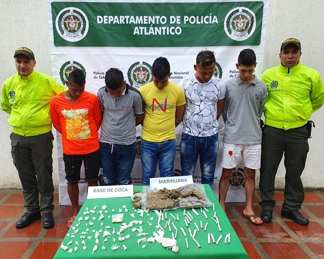 Desarticuladas tres bandas delincuenciales organizada 'Los Yeyos' 'Los Pacos' y 'Los Danys'