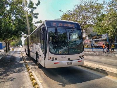 Transmetro suspenderá ruta A8-3 y cerrará estación La Catedral por Lectura del Bando