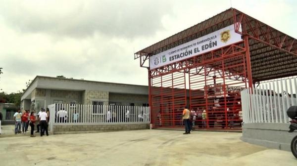 Como medida preventiva, Distrito ordena cierre de la estación de bomberos El Edén, luego de registrarse un caso de COVID-19