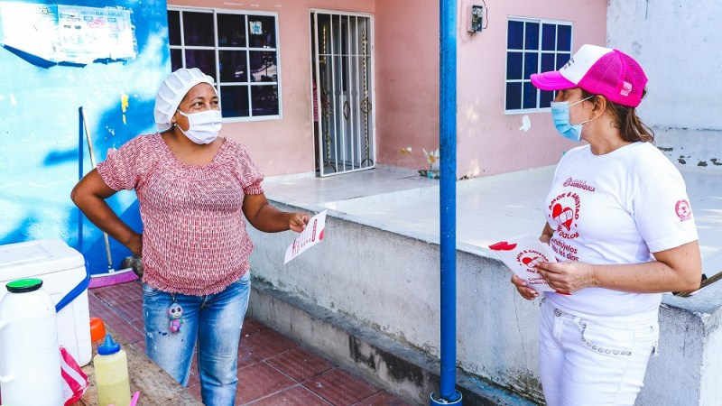 Barranquilla no baja la guardia en prevención de violencia contra la mujer