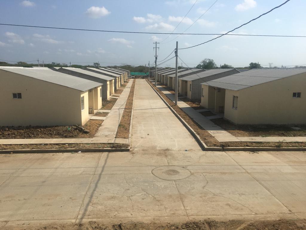 102 familias de Manatí, Atlántico ya tienen una vivienda digna, gracias al Fondo Adaptación