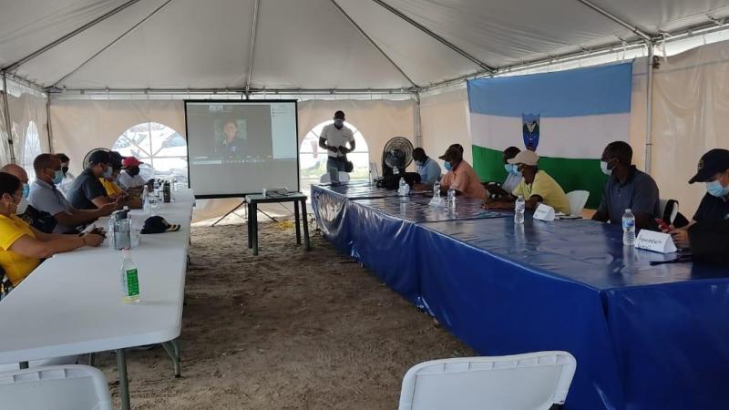 Aportes de la Dirección General Marítima a la reactivación  económica del Archipiélago de San Andrés y Providencia