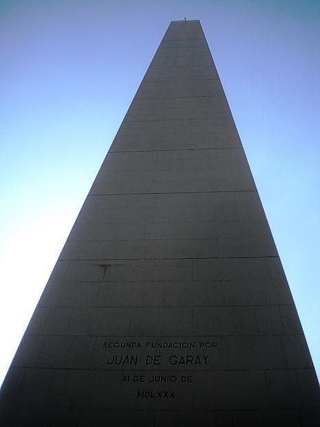 Vista del obelisco, 2
