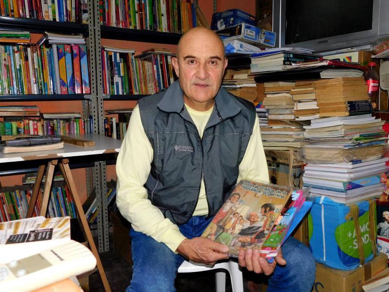 Libros y revistas para Iruya, Nelson Basílico