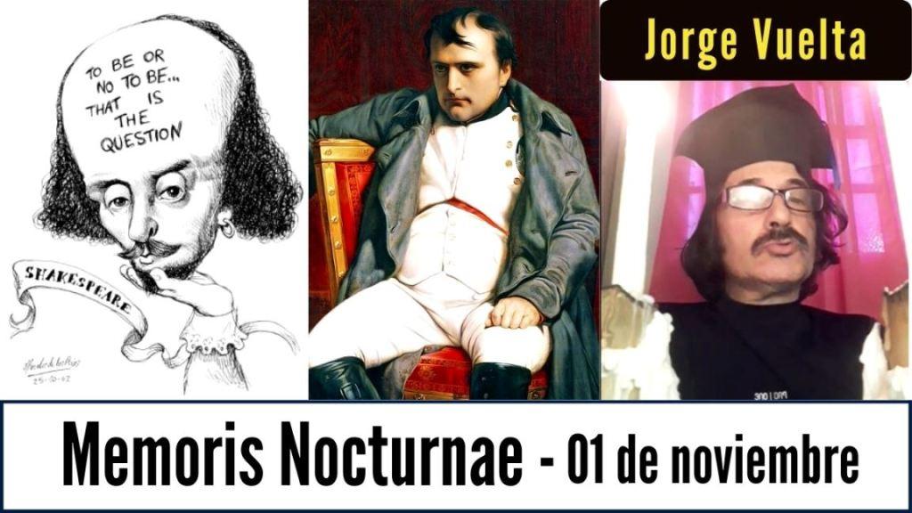 Memoris Nocturnae 01 de noviembre
