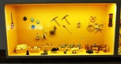 Objetos y animales domésticos; la vida en Iruya