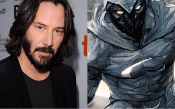 Marvel quiere que Keanu Reeves sea su Moon Knight (Caballero Luna)