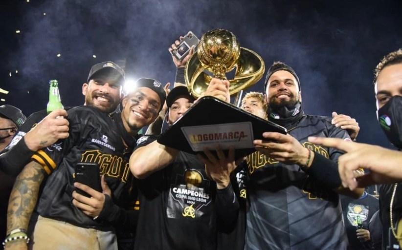 Águilas Cibaeñas llegan a sus 22 coronas al vencer a los gigantes del cibao