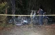 """""""Sin nadie al volante"""": accidente de un vehículo Tesla deja dos fallecidos"""