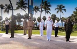 República Dominicana y EE.UU. apoyan un mayor intercambio en el Caribe contra el crimen