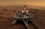 China llega por primera vez a Marte con su propio róver