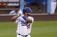 Albert Pujols conecta hit remolcador en su debut con los Dodgers