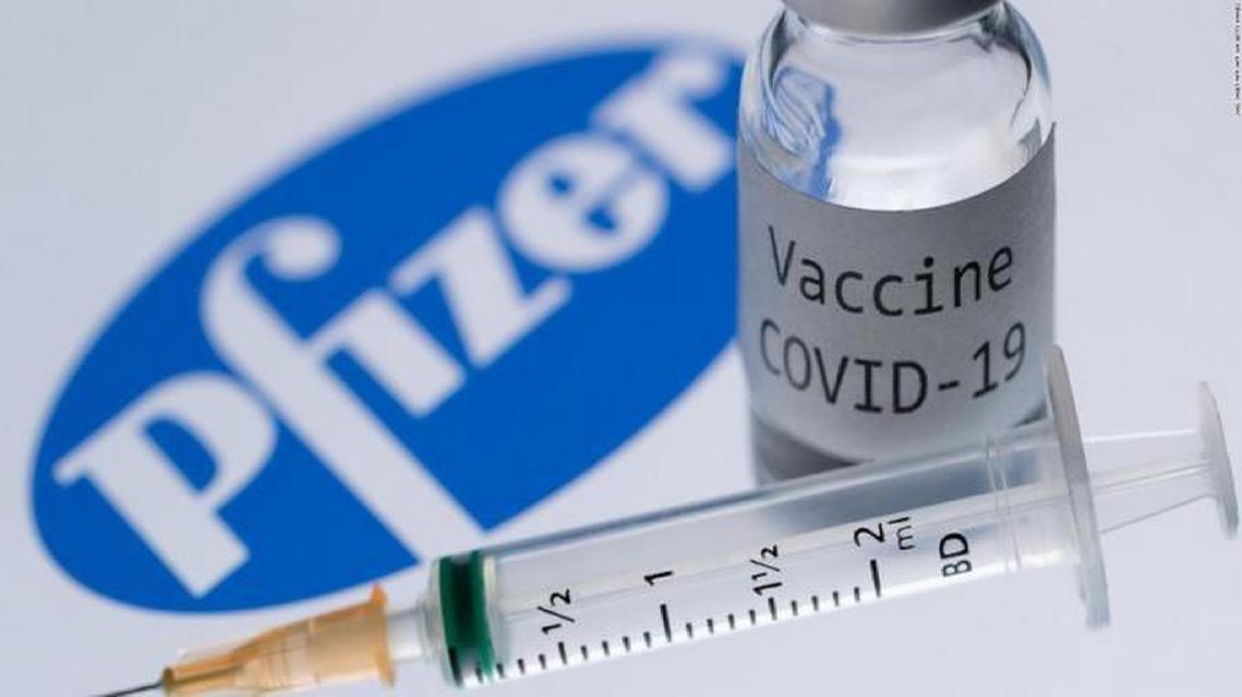 Primer lote de vacunas Pfizer llega al mediodía a RD