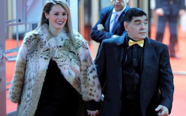 Expareja y siete personas más declararán por la muerte de Diego Maradona