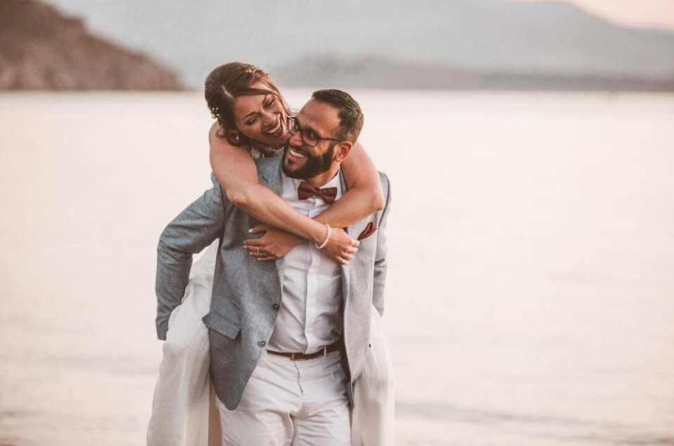 Αλέξανδρος & Ευτυχία - Γάμος στη Λέσβο