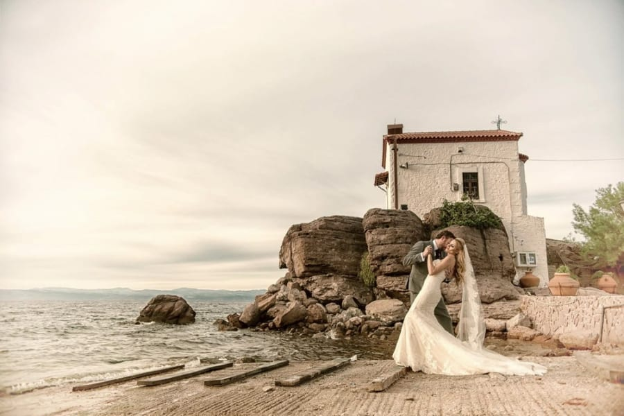 WILLIAM & KATERINA – WEDDING IN MYTILINI
