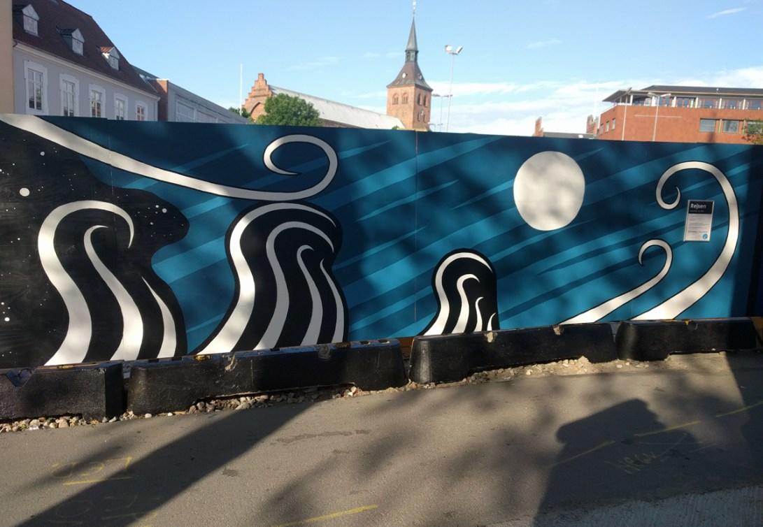 Vægmaleri Odense