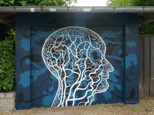 Street art Roskilde