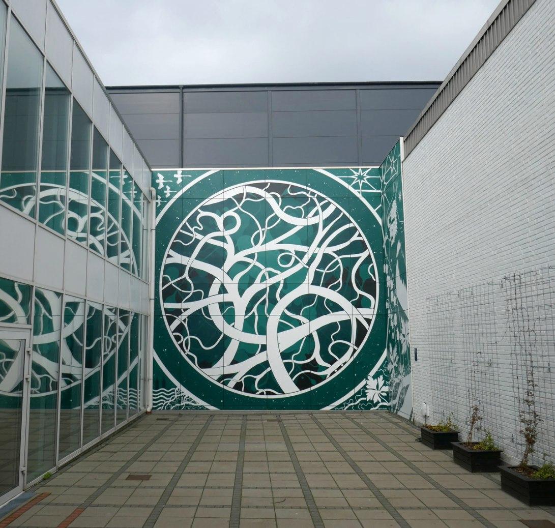 Mural Roskilde Congress Center
