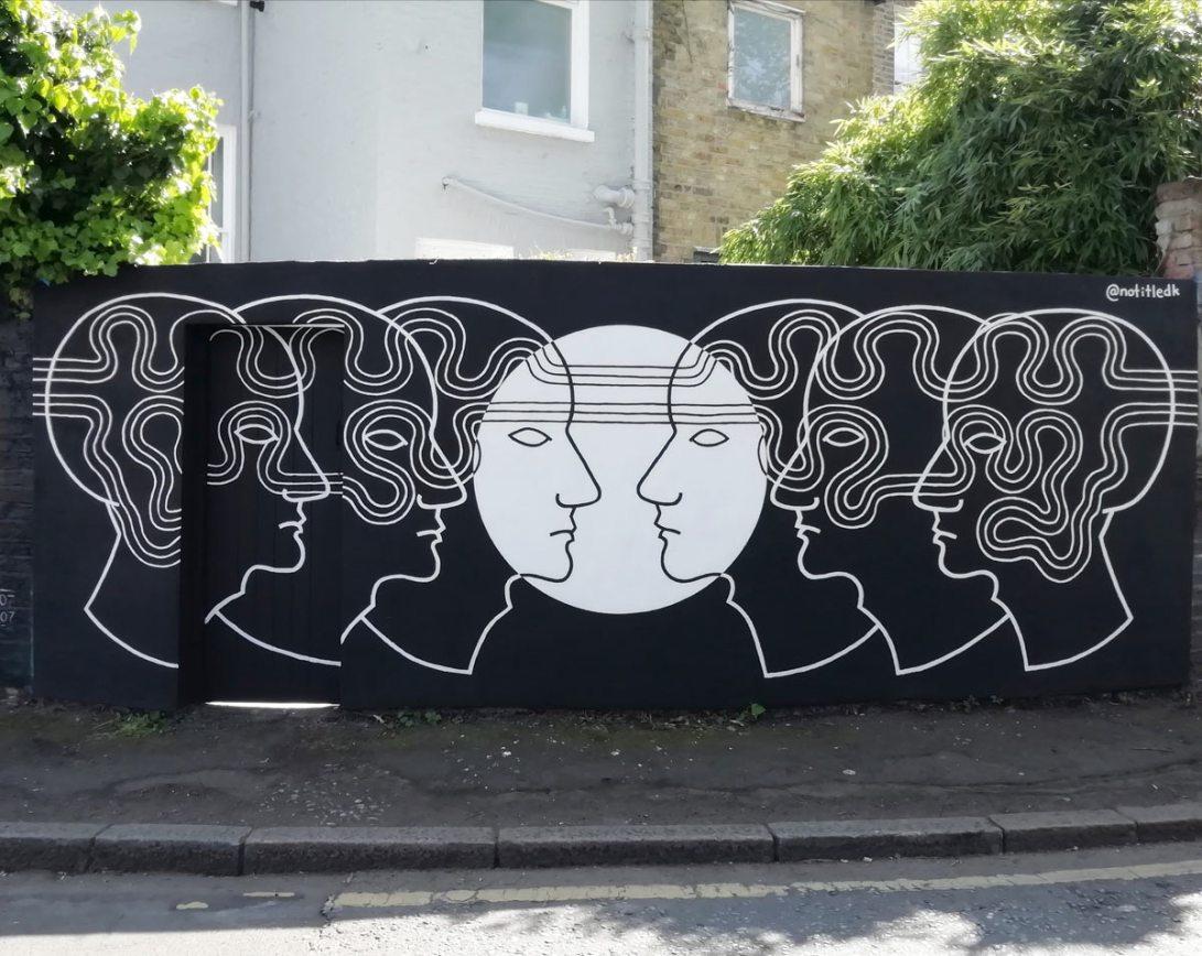 Street art Stockwell