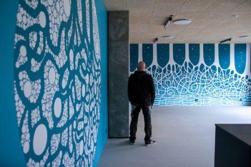 Store vægmalerier
