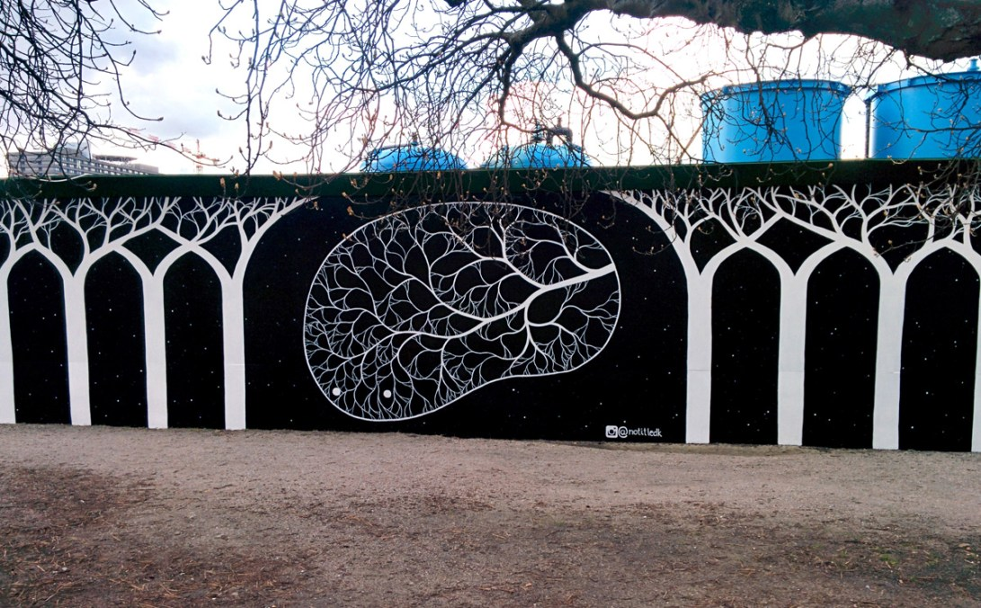 Mural Copenhagen