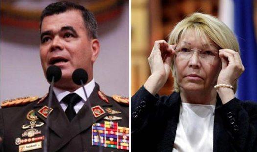 Padrino López arremete contra Luisa Ortega Díaz | Composición Notitotal
