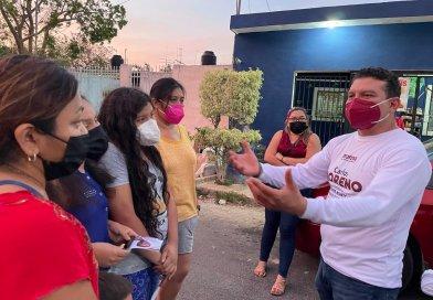 #Kanasín Con la seguridad no se juega: Carlos MorenoCon la seguridad no se juega: Carlos Moreno