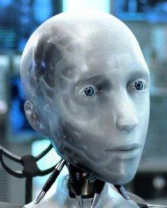 Bild aus dem Film I Robot