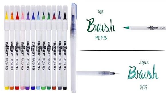 Brush Pens für Bullet Journal günstiger kaufen