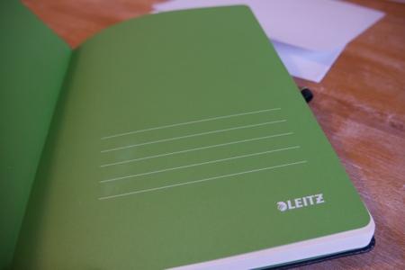 Leitz Notizbuch Erfahrung Test