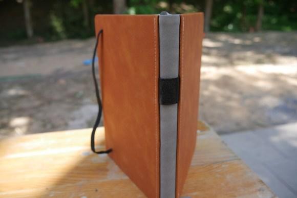 Lemome Notizbuch Stifthalter