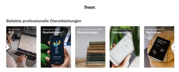 Fiverr Gutschein