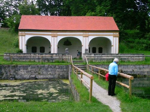 wessobrunn - brunnenhaus