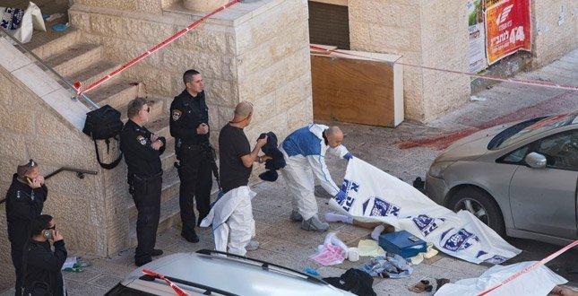 Attacco in una Sinagoga di Gerusalemme