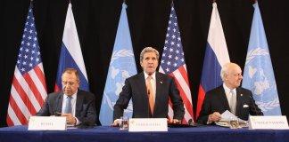 cessate il fuoco in Siria