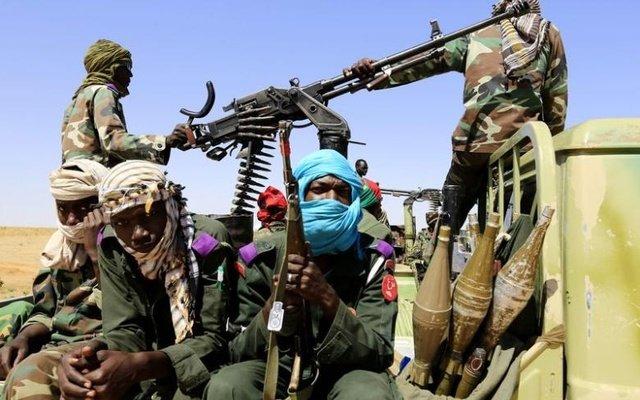 armi chimiche usate dal governo nel Darfur