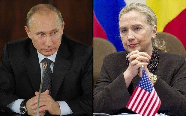 Quando Hillary sosteneva Putin