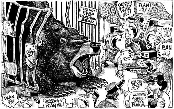 Come la Russia prova a passare da potenza a egemonia