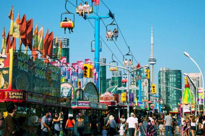 Perché bisogna andare a Toronto