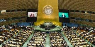 Il dibattito all'Assemblea Generale dell'Onu. L'aggiornamento