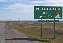 come andare in Nebraska