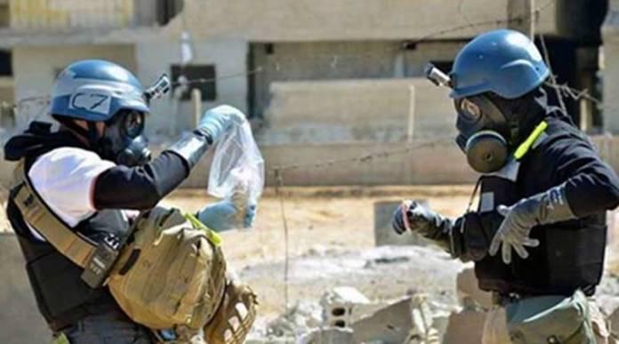 rapporto onu conferma uso armi chimiche da assad