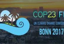 Cop 23 Unione Europea riduce del 23% emissioni CO2