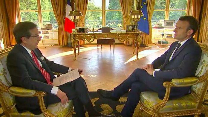 Macron a Trump non c'è alternativa all'accordo nucleare sull'Iran